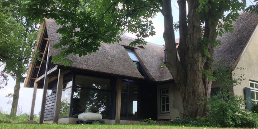 Verbouw woonhuis aan de Ooyselandweg te Zevenaar